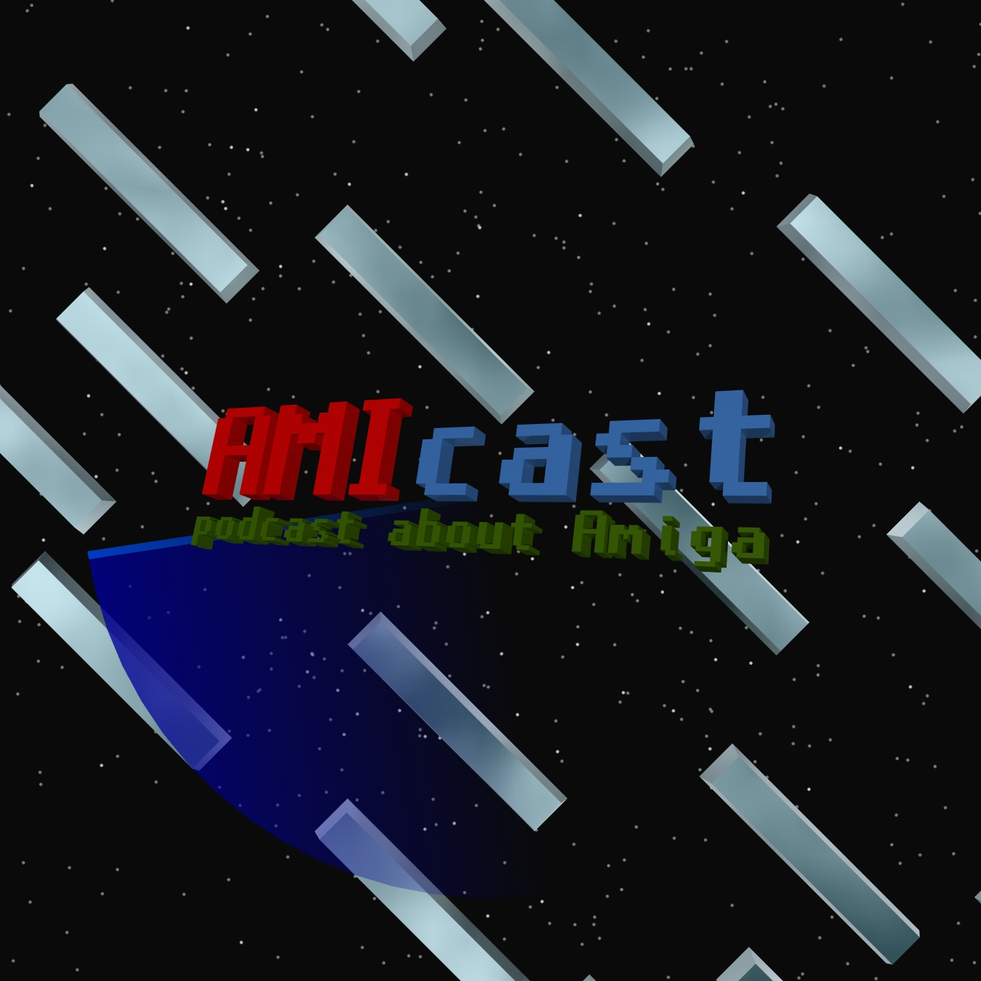 AMIcast - podcast about Amiga, from A500 to X5000